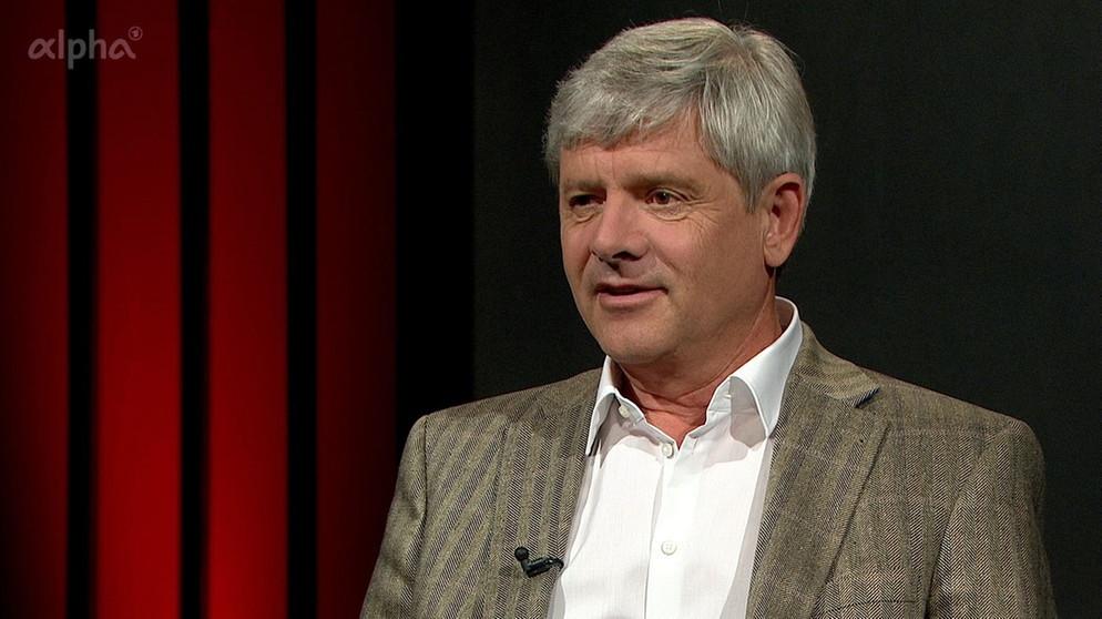 alpha-Forum: Michael Runge, Gynäkologe, Universitäts