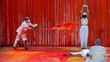 DISKURS Bayreuth – Ring 20.21 /Die Walküre   Bild: Bayreuther Festspiele/Enrico Nawrath